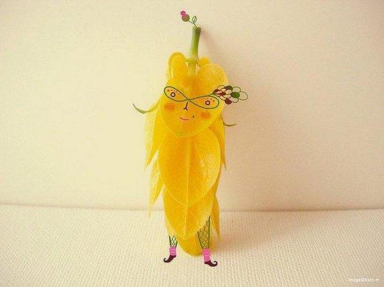 创意图片:花朵姑娘 休闲娱乐,预览图3