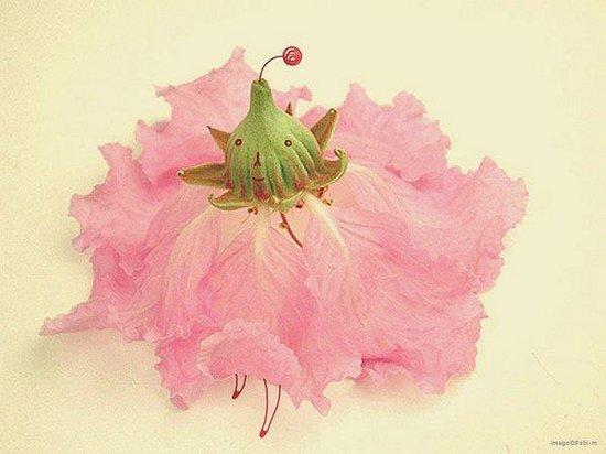 创意图片:花朵姑娘 休闲娱乐,预览图5