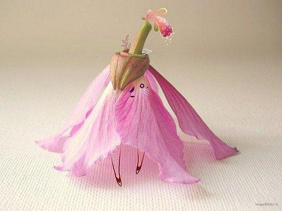 创意图片:花朵姑娘 休闲娱乐,预览图6